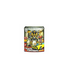 Transformers ROTF Limted Metallic Battle Ops Bumblebee [SOLD OUT]