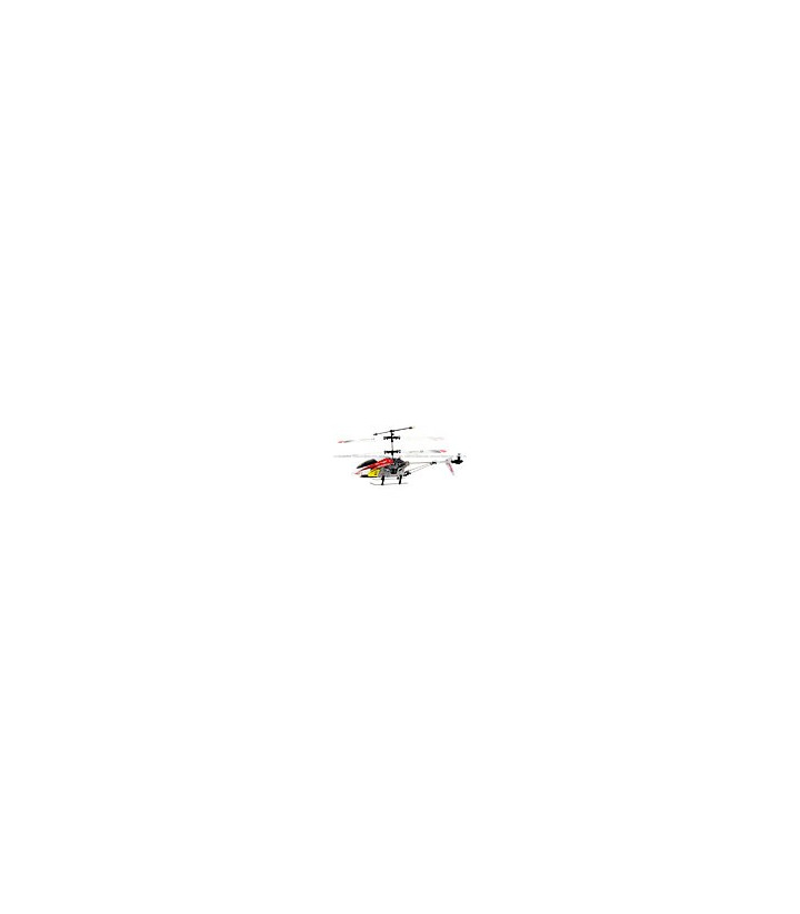 JXD 335 Racer 3CH RC Helicóptero w/ Rojo del girocompás