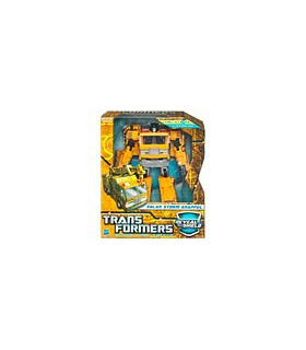 Transformers 2011 ROTF Voyager Series 01 Solar Storm Grappel