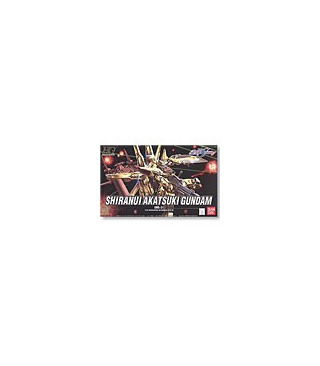 Gundam Master Grade 1/144 HG Shiranui Akatsuki Gundam