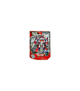 Transformers 2007 Movie Leader - Premium Optimus Prime [SOLD OUT