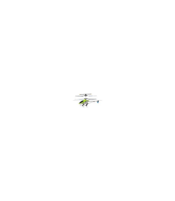 ZR Z007 infrarrojos 3CH Mini RC RTF Helicóptero w / girocompás