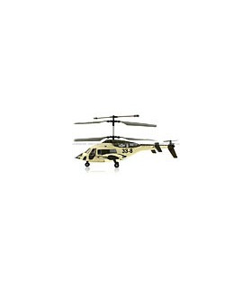 JXD 338 Sky Wolf Military 3CH RC Helicopter Green [SOLD OUT]