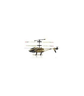 JXD Metal 339 3CH RC Helicopter RTF w/ Gyro Gold [SOLD OUT]