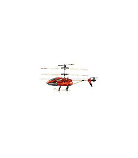 JXD Metal 339 3CH RC Helicopter RTF w/ Gyro Orange [SOLD OUT]