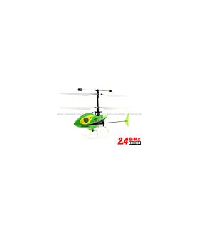 Nine Eagles 210A Free Spirit 4CH RC Helicotper RTF Gyro Green
