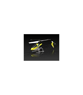 Nine Eagles 260A Soar 4CH RC Helicopter RTF Gyro Yellow