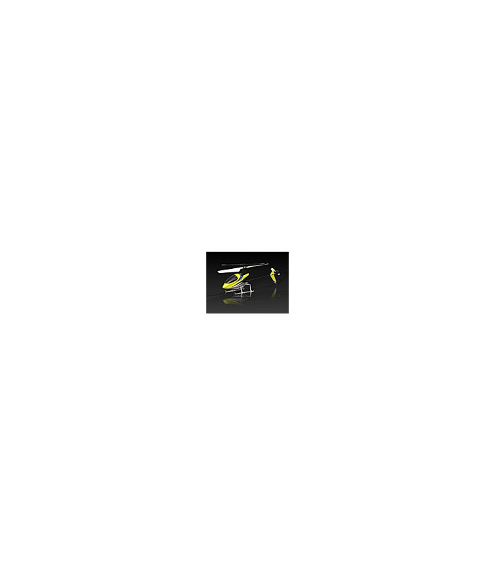 Nine Eagles 260A Soar 4CH RTF Helicóptero RC girocompás Amarillo