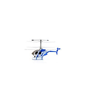 Nine Eagles 312A Bravo III 4CH RTF Helicóptero RC girocompás Azu