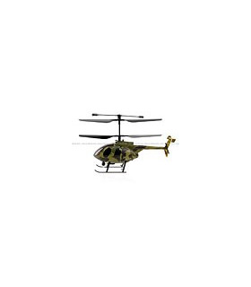 Nine Eagles 312A Bravo III 4CH RC Helicopter RTF Gyro Green