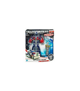 Transformers 3 Dark of the Moon DOTM Voyager Optimus Prime