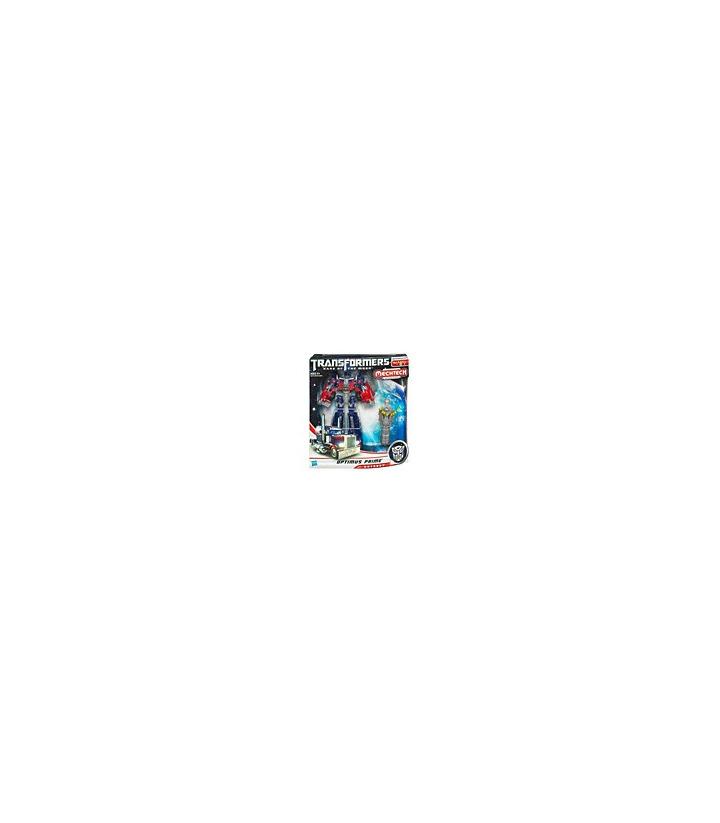 Transformers 3 Dark of the Moon DOTM Voyager Optimus Prime