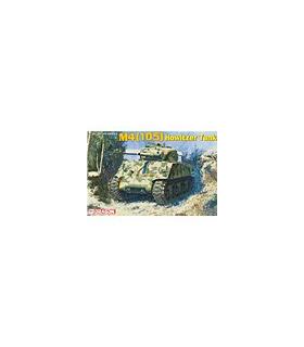 1:35 Dragon M4 (105) Howitzer Sherman Tank 6548