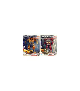 Transformers 3 Leader Bumblebee Sentinel Prime Set [SOLD OUT]