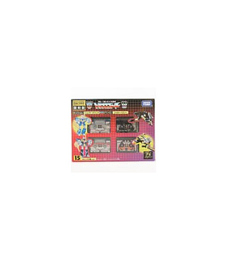 Transformers G1 Encore 15 Cassette [SOLD OUT]