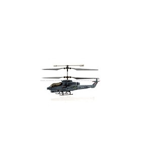 Syma S108G Marines Apache Military Micro RC Helicopter w/ Gyro