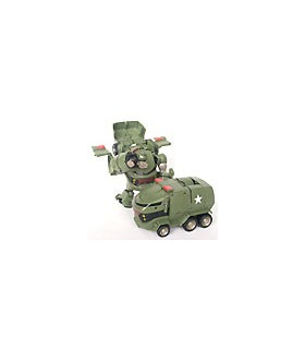 Transformers Animated Voyager Bulkhead Loose [SOLD OUT]