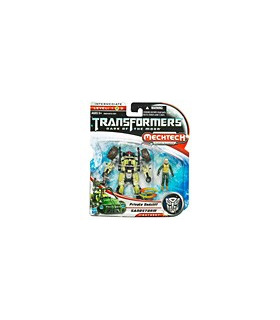 Transformers 3 Private Dedcliff Sandstor [SOLD OUT]