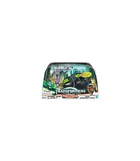 Transformers 3 DOTM Human Autobot Skids Elita-1 Sergeant Epps