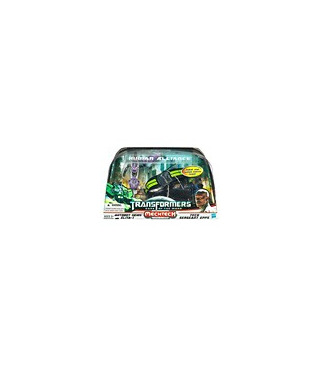 Transformers 3 DOTM Beast Machines Series Optimus Prime