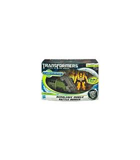 Transformers 3 DOTM Action Set Bumblebee Mobile Battle Bunker