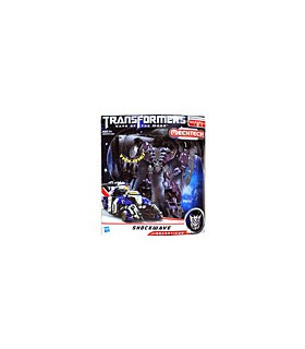 Transformers 3 Dark of the Moon DOTM Voyager Shockwave