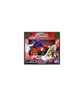 Japanese Transformers Animated - TA26 / TA-26 Megatron