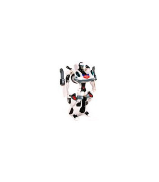 Transformers Animated Deluxe Autobot Jazz Loose [SOLD OUT]