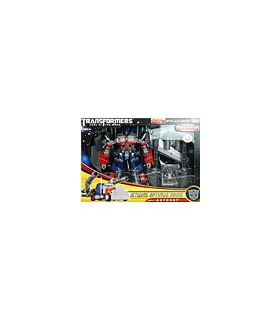 Transformers 3 DOTM DA15 DA-15 Jetwing Optimus Prime [SOLD OUT]