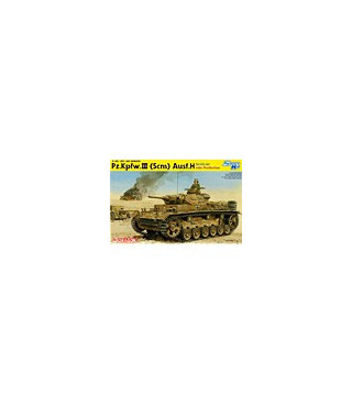 1:35 Dragon Pz. Kpfw.III (5cm) Ausf H Late 6642 [SOLD OUT]