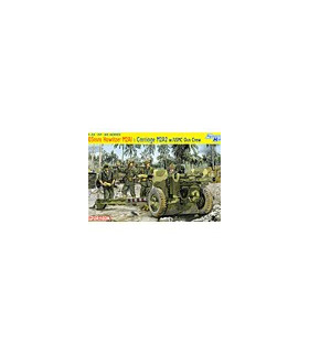 1:35 Dragon 105mm Howitzer M2A1 & Carriage M2A2 6531