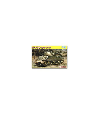 1:35 Dragon M4A3 75(W) Sherman ETO Smart Kit 6698