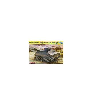 1:35 Dragon IJN Type 2 (Ka-Mi) Amphibious Tank 6678