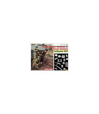 1:35 Dragon Panzer-Pionier-Bataillon 37, 1.Panzer-Division 6651