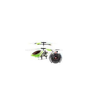 SanHuan 6020-1 MAX-Z Swift 3CH RC Helicopter RTF w/ Gyro Green