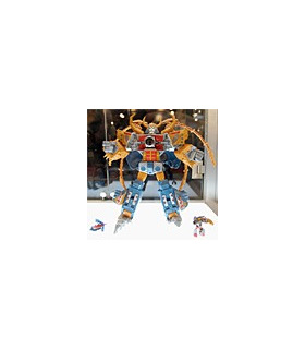 Transformers Masterpiece Exclusive Unicron Amazon Version