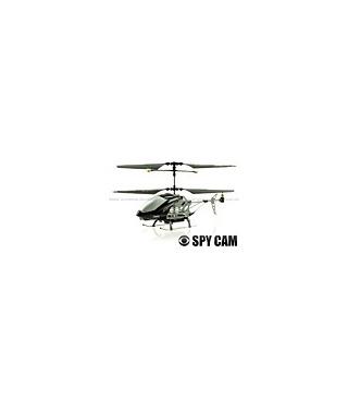 Sanhuan SH-6030 3CH RC Helicopter RTF w/ Gyro Spy Camera Black