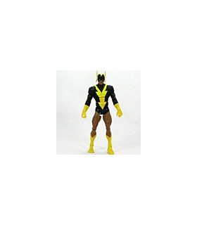 DC Universe Classics Black Vulcan Action Figure Loose