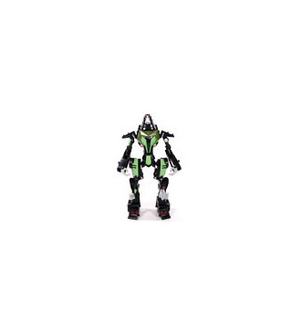 Hasbro Transformers Animated Deluxe Lockdown Loose [SOLD OUT]