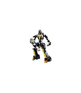Transformers Animated Deluxe Blazing Lockdown Loose [SOLD OUT]