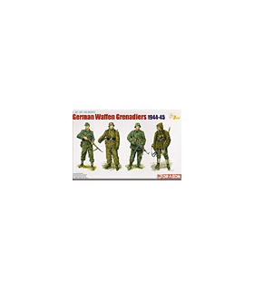 1:35 Dragon German Waffen Grenadiers 1944-45 6704