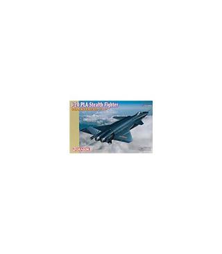 1:144 Dragon Model Kits J-20 PLA Stealth Fighter 4625