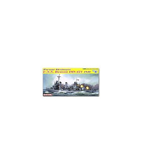 1:350 Dragon USS Buchanan DD-421, 1940 Smart Kit 1034