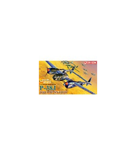 1:72 Dragon Model Kits P-38J Droop Snoot Bomba-Dear 5030
