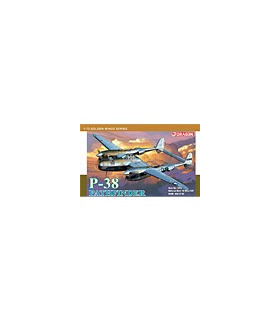 1:72 Dragon Model Kits P-38 Lightning Pathfinder 5032