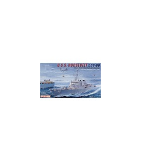 1:700 Dragon Model Kits USS Roosevelt DDG-80 7039