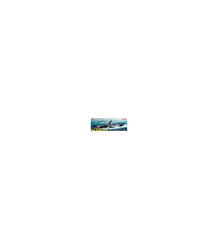 1:700 Dragon Model Kits USS Essex CV-9 7049