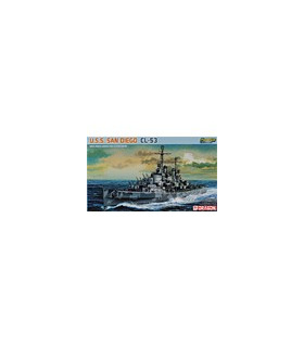 1:700 Dragon USS San Diego Altanta Cruiser 7052 [SOLD OUT]