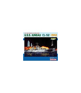 1:700 Dragon Model Kits USS Juneau CL-52 7066 [SOLD OUT]