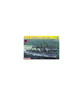 1:700 Dragon USS Laffey DD-459 1942 (Twin Pack) 7086